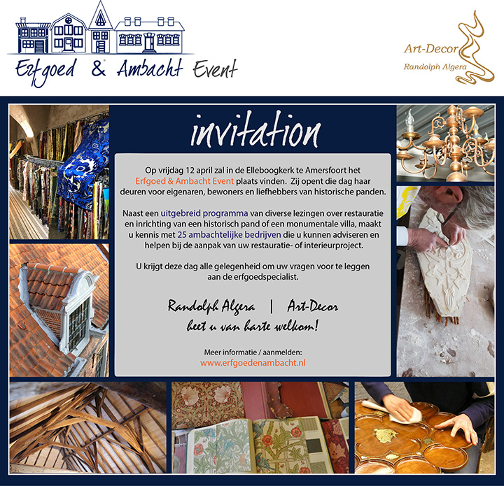 invitation ArtDecor